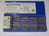 10 new SUMITOMO ELECTRIC SNMG 433-EGU AC630M Carbide Turning Inserts 120412N-GU