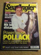 SEA ANGLER - POLLACK - July 2003