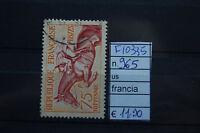 FRANCOBOLLI FRANCIA USATI N°965 (F10335)