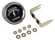 30 Amp Ammeter Gauge Massey Ferguson TE20 TO20 TO30 TO35 35 F40 50 65 85 88 135