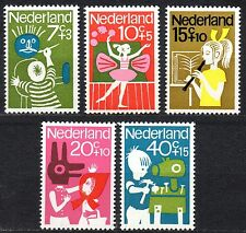 Netherlands - 1964 Child welfare Mi. 830-34 MNH