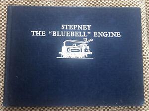 "Stepney The ""Bluebell"" Engine Hardback (1971) Railway Series No 18 Rev. W. Awdry"