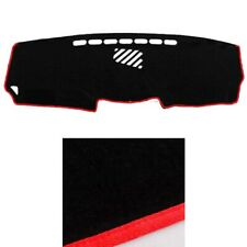 Dash Mat Covers with Red Stripe Line for 2006 ~ 06/2013 Lexus IS250 GSE Sries