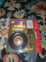 Vintage Roulette Casino Game With Case. New