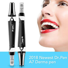 ULTIMA A7 Dr Pen Electric Stamp Auto Micro Needle System Anti Ageing Skin Care