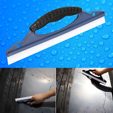 Silicone home Car Water Wiper Squeegee Blade Wash Window Glass Clean Shower New