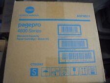 New ! Genuine Konica Minolta PagePro 4600 4650 4650EN Printer Toner A0FN011