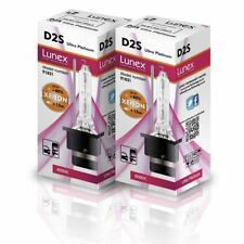 2 x D2S NEU Stück LUNEX HID 8000K XENON kompatibel mit 85122 66040 66240 53500