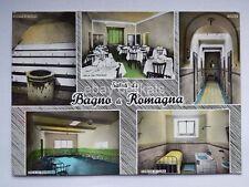 Saluti da BAGNO DI ROMAGNA vedutine Forlì vecchia cartolina