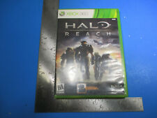 Xbox 360 Halo Reach Rated M Bonus Spartan Recon Helmet Unsc's Military Power