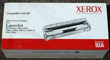 XEROX 003R97328 GENUINE XEROX HP C4092A COMPATIBLE HP LJ 1100 SERIES SEALED