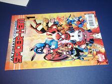 Ultimate Civil War Spider-Ham #1 (2007) 1st Appearance Wolverham Marvel