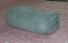 Tesco Zero Twist 100% Cottton Hand Towel -Colour: Silver 50cm x 80cm Approx BNWT