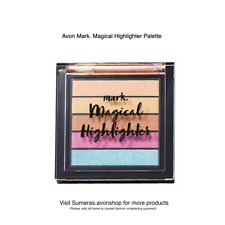 Avon Mark. Magical Highlighter Palette ~ Great Gift Free P&P