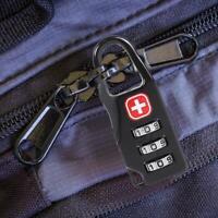 3 Digit Mini code Metal Combination Travel Luggage Bag Lock Padlock password