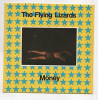 THE FLYING LIZARDS - MONEY / MONEY B. (UK, 1979, VIRGIN, VS 276)
