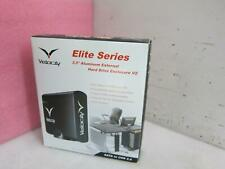 "NEW - Velocity Elite Series 3.5"" Aluminum External Enclosure V2 USB 2.0+"