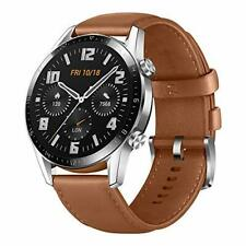 HUAWEI Watch GT2 46mm Classic / Pebble Brown / Smart Watch / long ... from Japan