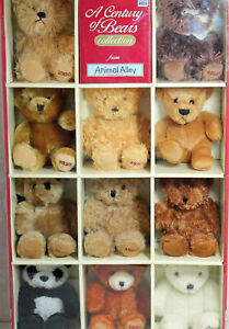 Animal Alley A Century of Bears Collection Plush Teddy Bear