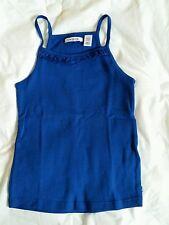 T-shirt à bretelles bleu OKAIDI  -  6 ans  comme neuf !