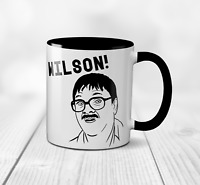 Wilson Friday Night Dinner Mug- Television Christmas Birthdays Tea Coffee Funny