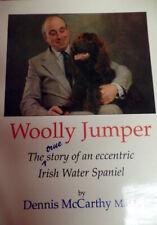 Pb Woolly Jumper, The True Story of Eccentric Irish Water Spaniel Dog, McCarthy