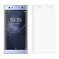 2 Clear Sony Xperia XA2 Ultra Screen Protector Film Saver For Mobile Phone