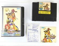 Last Blade 2 Reg.Card Neo Geo System AES Snk Japan