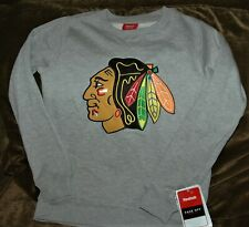 Chicago Blackhawks throwback sweatshirt YOUTH medium 10-12  NEW with Tags! NHL