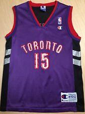 Vintage VTG NBA Champion Vince Carter Jersey Toronto Raptors Youth Boys Medium