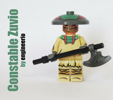 LEGO Custom - Constable Zuvio - Star Wars minifigures Rogue One Jyn Erso