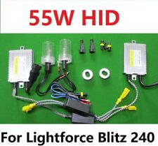 55W 6000K HID conversion Kit for Lightforce Blitz 240 Striker 170 Offroad Light