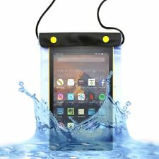 Waterproof Bag Pouch Case with Adjustable Neck Strap for iPad Mini 1/2/3/4