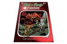 Rick And Morty vs Dungeons & Dragons #1 RED CHROMIUM FOIL VARIANT - RARE