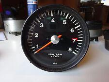 Porsche 901 911 L/e estados unidos cuentarrevoluciones, 90174130204, VDO, velocímetro hasta año 68