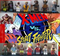 Brand New set of Custom figures from X-men vs Street fighter