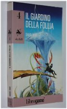 Skyfall4 IL GIARDINO DELLA FOLLIA librogame EL prima edizione 1993
