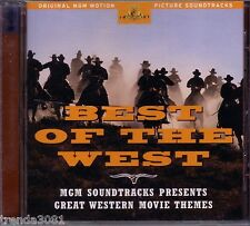 Best West MGM Soundtracks RYKO Great Themes UNFORGIVEN RETURN MAN CALLED HORSE