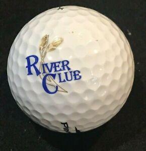 River Club Golf Course Logo Golf Ball Myrtle Beach, SC NEW