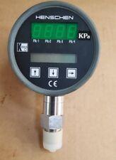 Leybold Henschen 913 3697 971971 Digital Pressure Gauge Br53b7