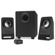Logitech Z213 Multimedia Speakers Black 980000941