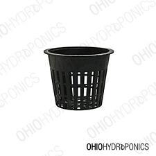 """2"""" Plastic Net Pots (48 pack) hydroponics aeroponics aquaponics DIY systems pots"""