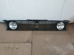 Vw MK1 Golf GTI Grill With Spot  Lights gli cabriolet convertible sportline
