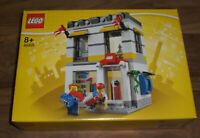 LEGO 40305 - NEU & OVP - Micro Store, Gechäft im Miniformat - Promotion Exklusiv