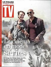 TV MAGAZINE N°26104 30/04/2017 LE CINEMA EN MODE SERIES: L'ARME FATALE, TRAINING