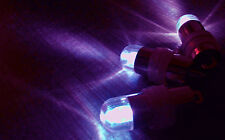 48 purple LED Balloon Paper Lantern Submersible Mini Light Wedding Supplies