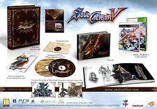 Soul Calibur V Collector's Edition   XBOX 360 NUOVO!!!!