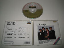CHICAGO/25 OR 6 TO 4(KARUSSELL/839 219-2)CD ALBUM
