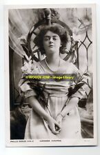 bc0210 - Stage Actress - Adrienne Augarde - postcard