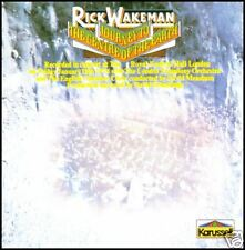 RICK WAKEMAN - JOURNEY TO THE CENTRE OF EARTH CD *NEW*